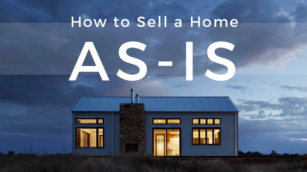 Image result for How to sell a house as is
